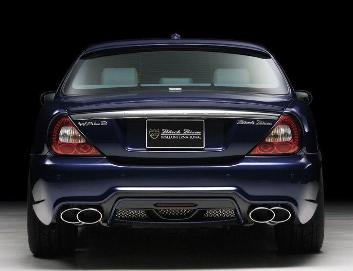 2007 Jaguar Xj X350 358 Sports Line Bison Edition