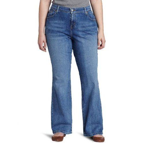 665b327b81f Levi s Women s 580 Plus-Size Curvy Boot Cut Jean