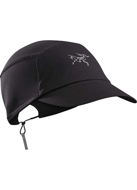 4c5a7db12d Arc'Teryx Motus Hat | Black in 2019 | Hats, Baseball hats, Peaked cap