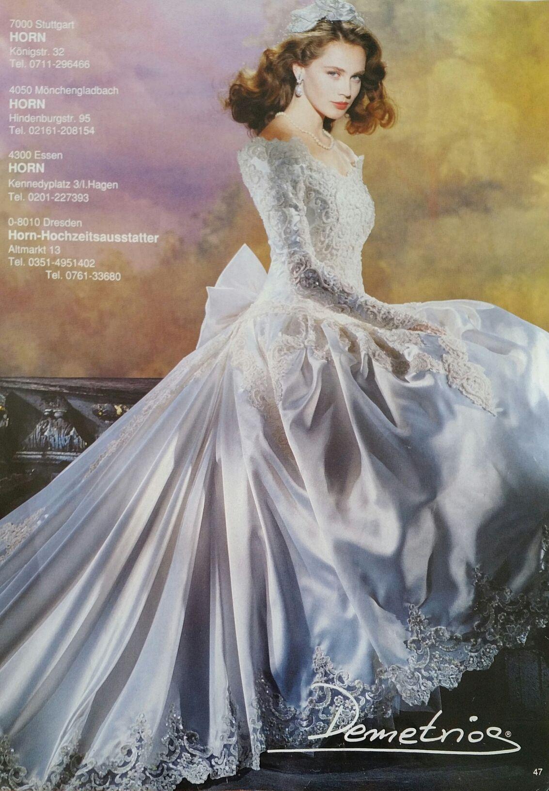 Demetrios vestidos de novia pinterest wedding dress
