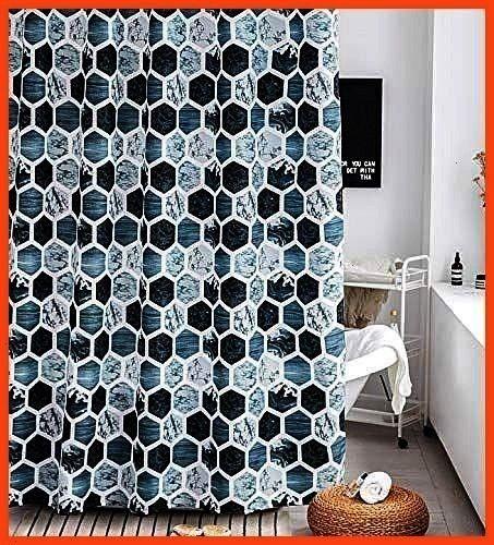 Set Gray Marble Fabric Shower Curtain Heavy Duty Bathroom CurtainbathroomShower Curtain Set Gray Marble Fabric Shower Curtain Heavy Duty Bathroom CurtainbathroomCurtain S...