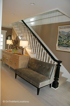 Interior Design by Christine Lucky Bazylevsky @ BACH Home Interior  Decorating