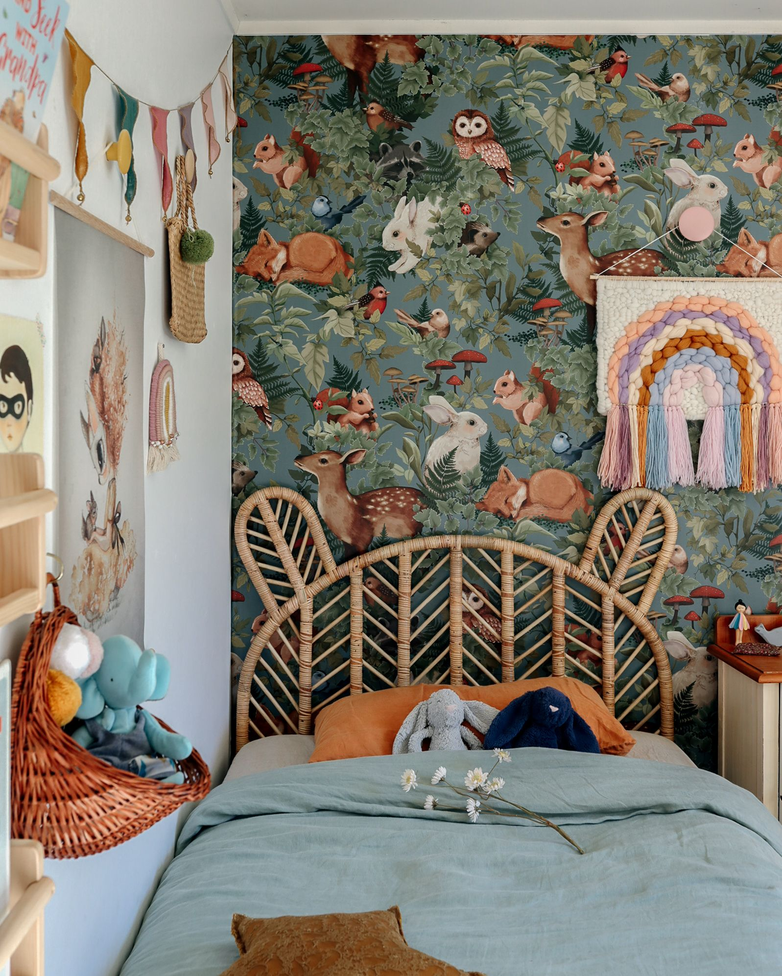 Fleur Harris: woodland and whimsy is a full-time job! - The Interiors Addict