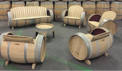 Mobilier de salon | Meubles | Pinterest | Barrels, Furniture ideas ...