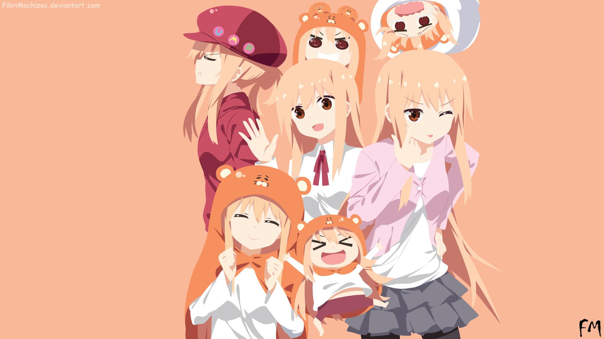 Himouto Umaru Chan Wallpapers Himouto Umaru Chan Anime