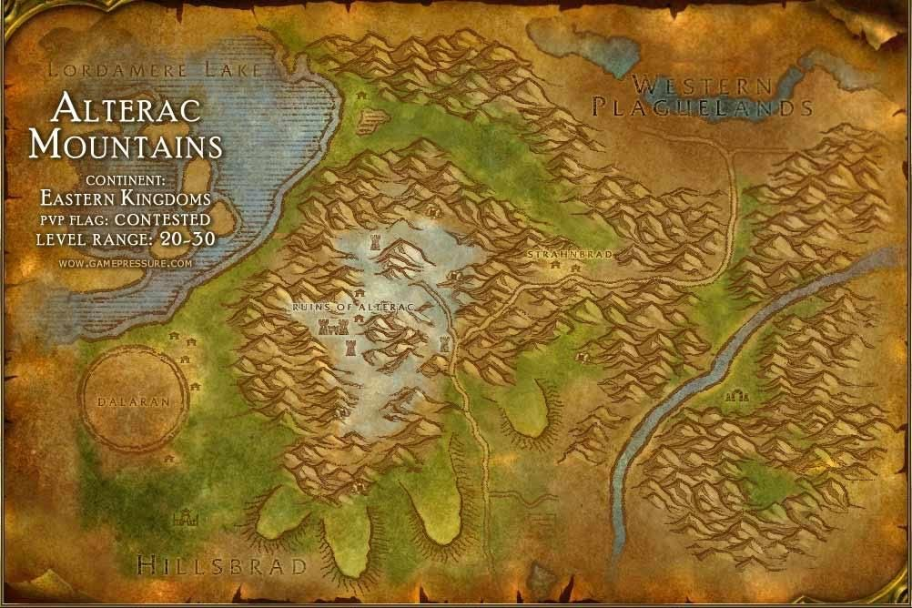 Wow Classic Also Means The Revival Of The Most Useless Separate Zone Ever Worldofwarcraft Blizzard Hear World Of Warcraft Map Warcraft Map World Of Warcraft