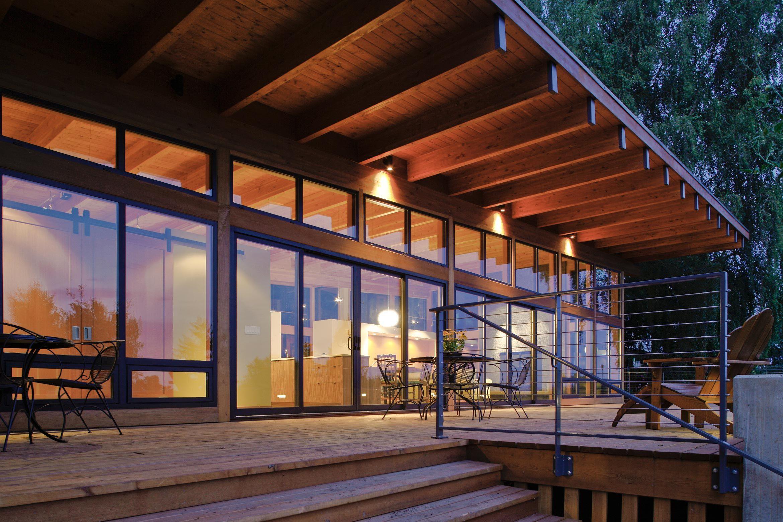 modern home design portland oregon - Portland Home Designers