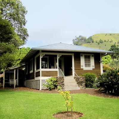 Best old house neighborhoods 2012 small towns hawaii for Small plantation homes