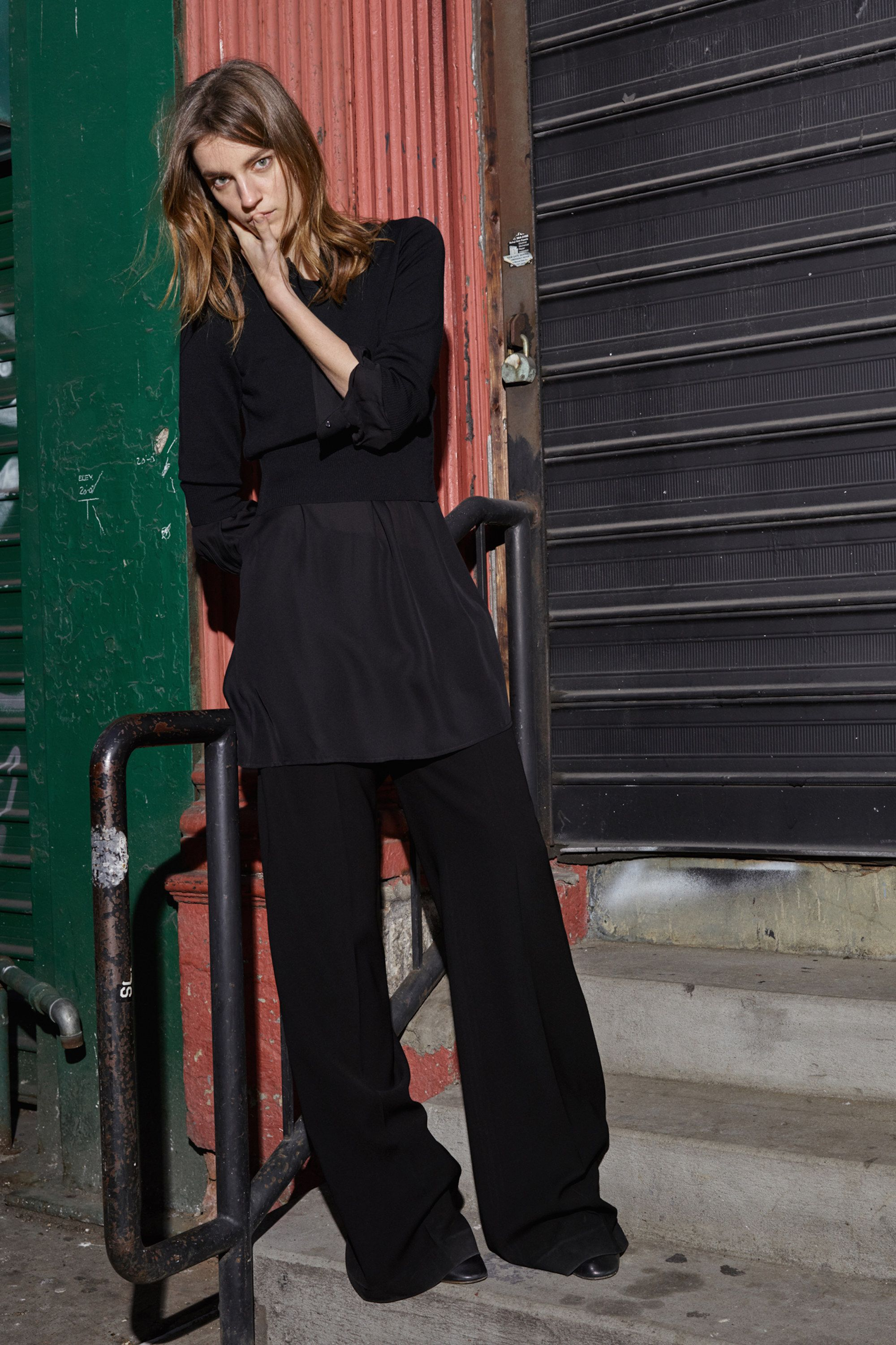 Nili Lotan Pre-Fall 2016 Fashion Show