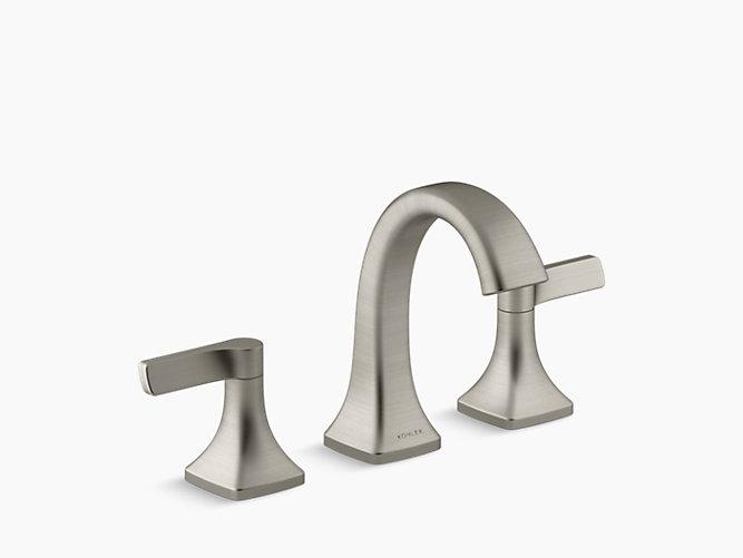 Alteo Widespread Bathroom Sink Faucet K 45102 4 Kohler Widespread Bathroom Faucet Bathroom Sink Faucets Sink Faucets
