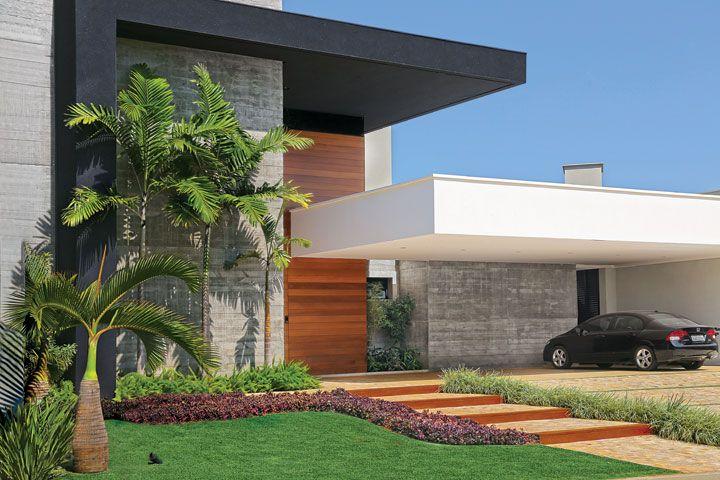 Fachada concreto aparente google search casa nuevas for Fachadas de casas modernas en queretaro
