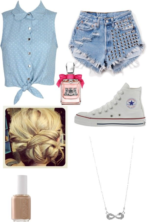 """""""Summer Days"""" by rlemmon ❤ liked on Polyvore"""