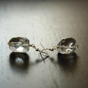 Boucles d'oreilles Pastels d'Hiver