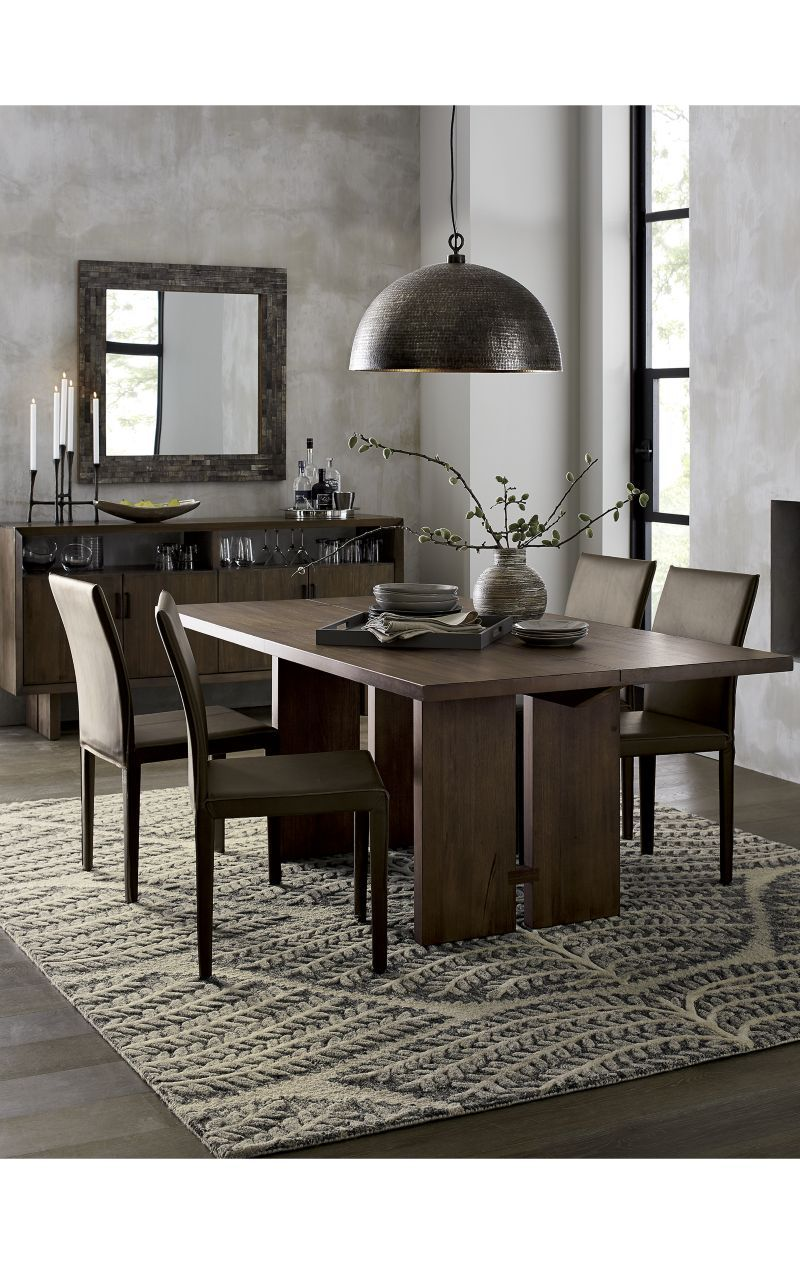 Monarch Shiitake 108 Dining Table Dining Table Dining Room