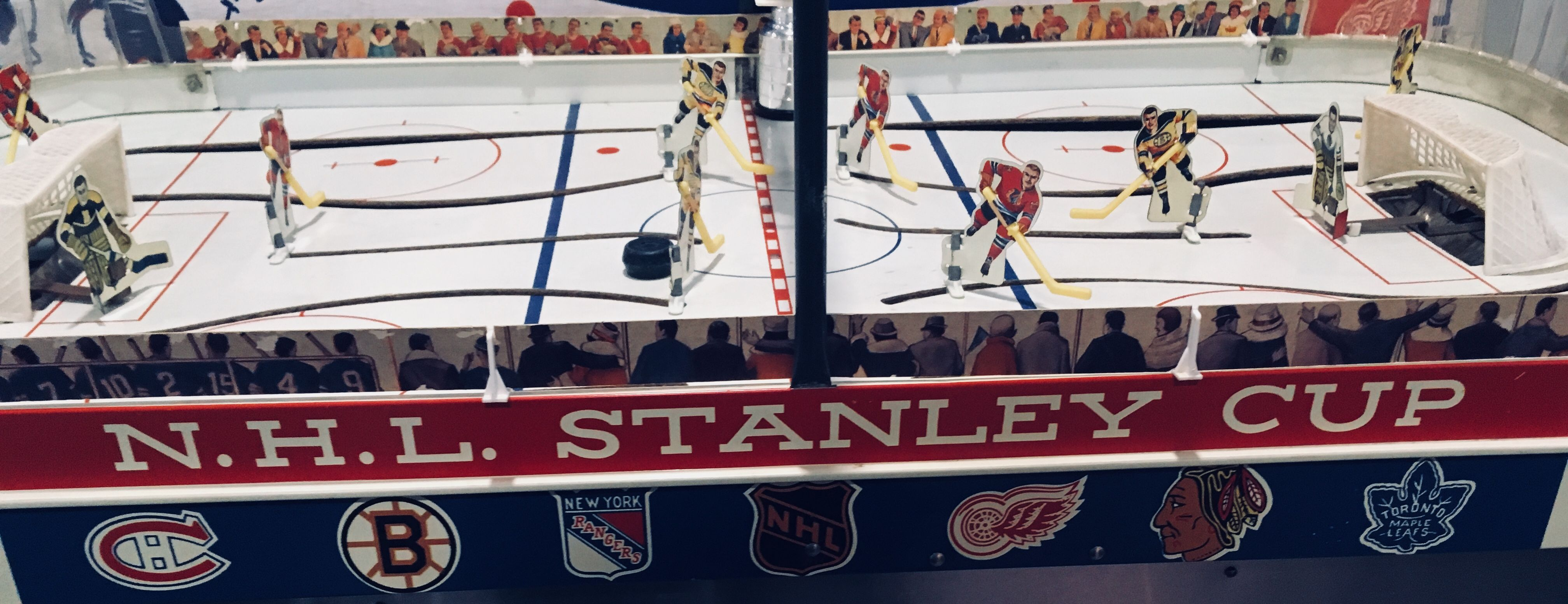 1960s Era Eagle Stanley Cup Table Hockey Game Hockey Games Hockey Stanley Cup