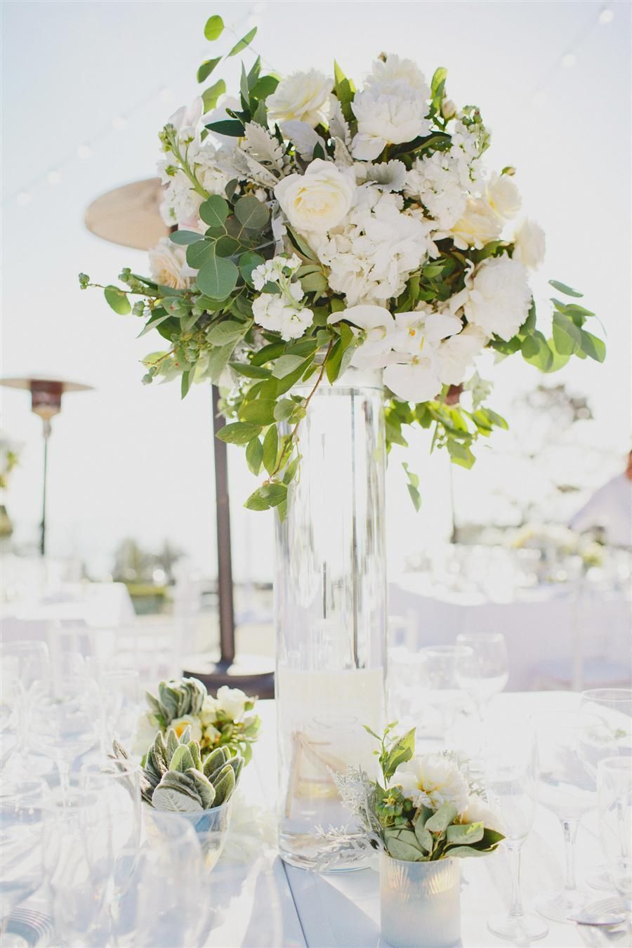 Summer Wedding at L'Auberge Del Mar from Christine Farah