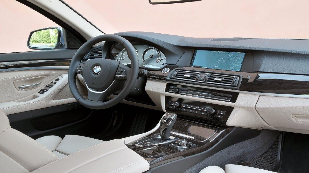 Bmw F10 Activehybrid 5 Sedan Interior Design Bmw F10