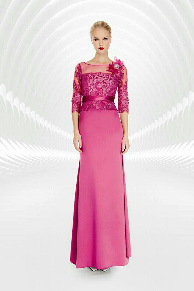 Pin de Karina Albino en Vestidos damas | Pinterest | Vestidos dama ...