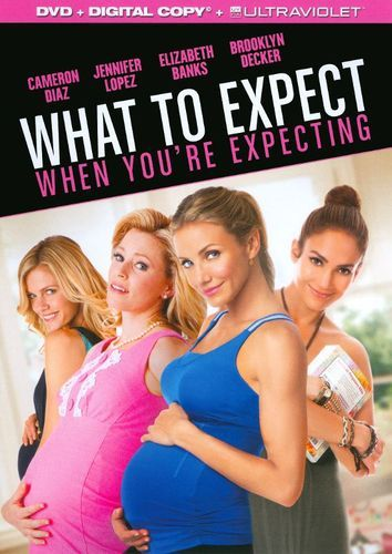What to Expect When You're Expecting [DVD] [2012]