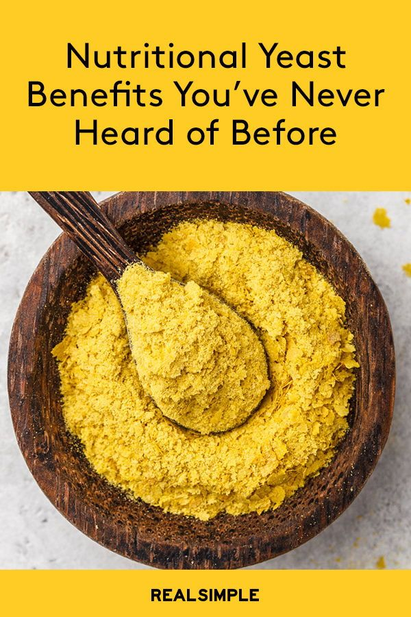 Nutritional Yeast Benefits You've Never Heard Before
