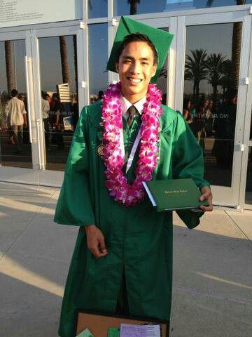 Congrats to my nephew Ryan!!! were so proud! Upland HS c/o 2013!