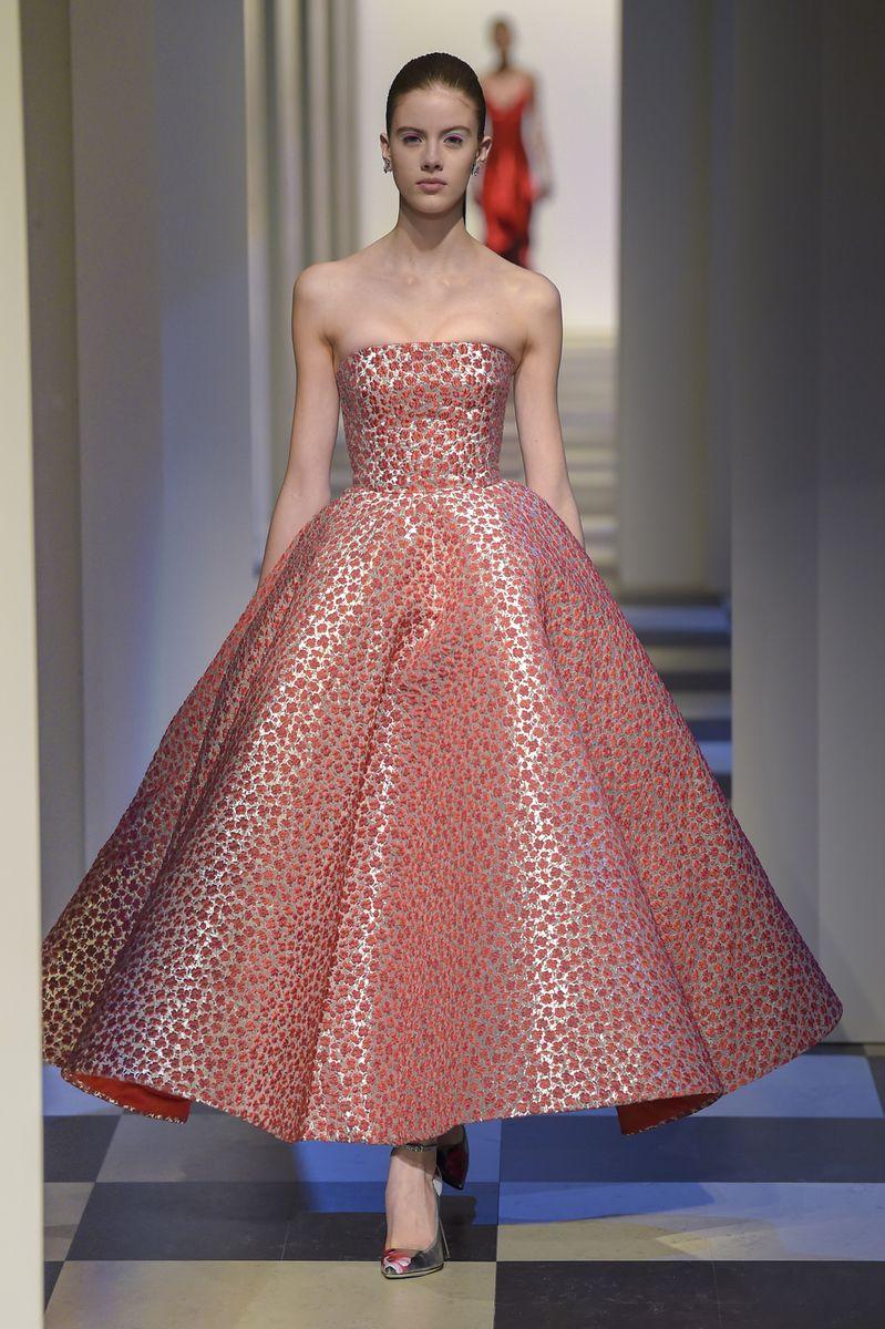Oscar de la Renta Fashion Show Ready to Wear Collection Fall Winter ...