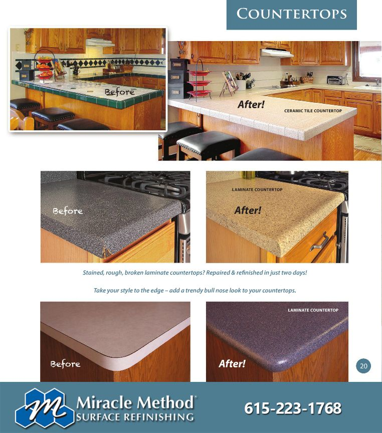 Repair It Instead With Unique, Affordable Finishes That Improve Kitchen  Countertops In Nashville.
