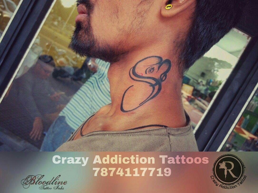 11 ganesha tattoo designs ideas and samples - Ganesha Tattoo By Rohit Panchal
