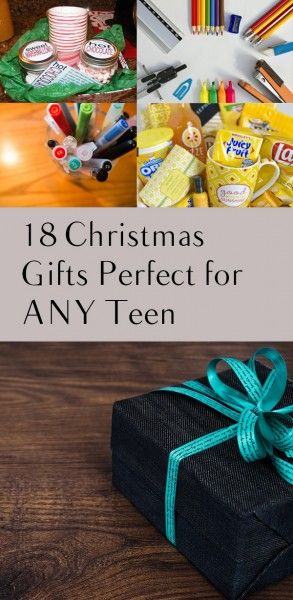 18 Christmas Gifts Perfect for ANY Teen Teen gifts, Popular pins