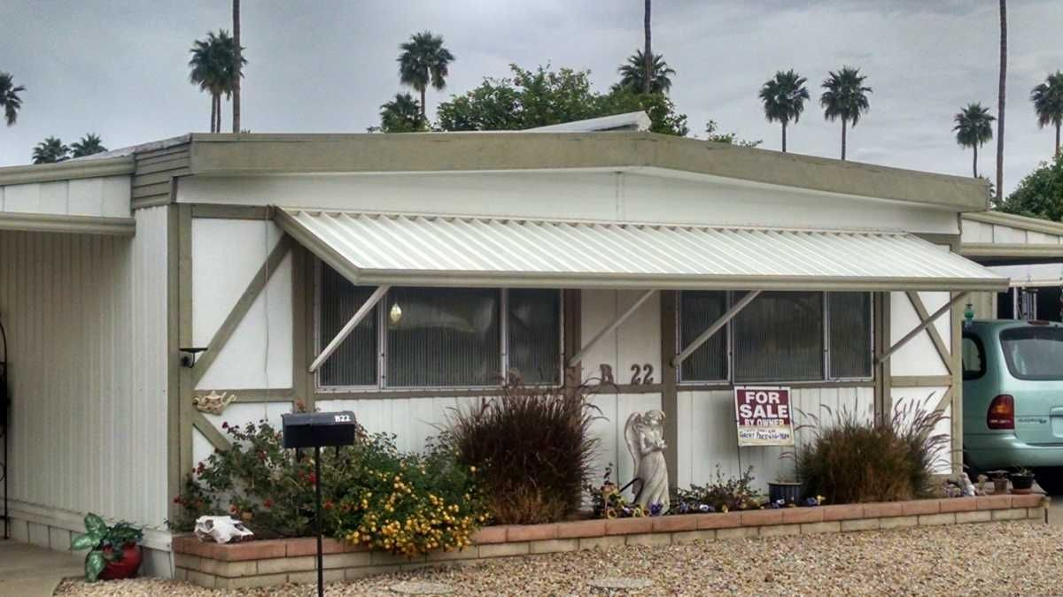 31 Steps To Pool!! 1970 Golden West Mobile Home Mobile