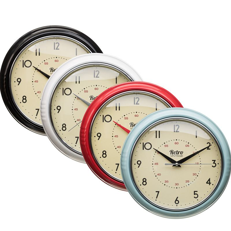Bon Retro Clock
