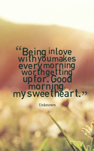 Morning Love Quotes Good Morning Love Quotes for Her [Complete Collection] | David  Morning Love Quotes