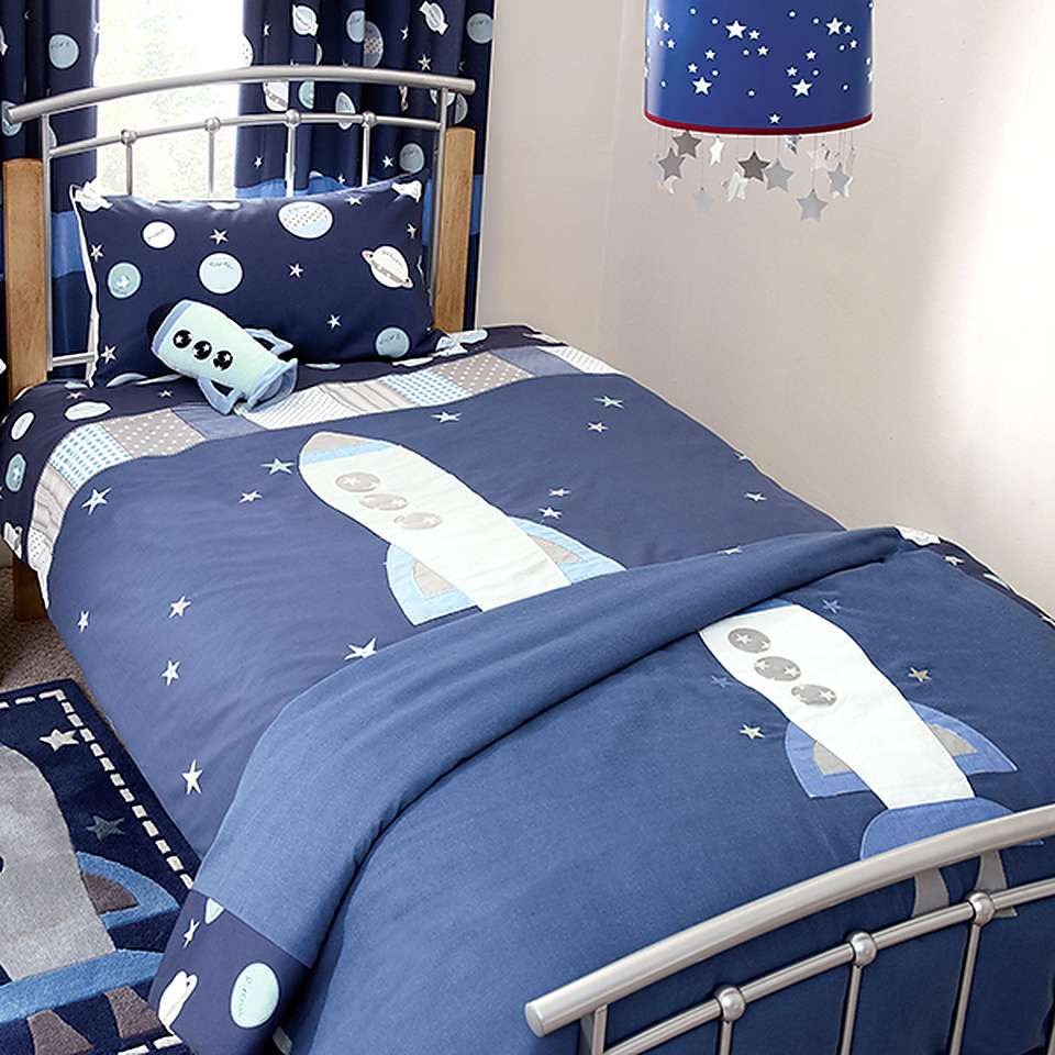 Space Mission Bed Linen Collection | Dunelm