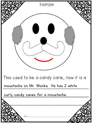 Fern Smith's Classroom Ideas!: Fern's Freebie Friday ~ Candy Cane Lane
