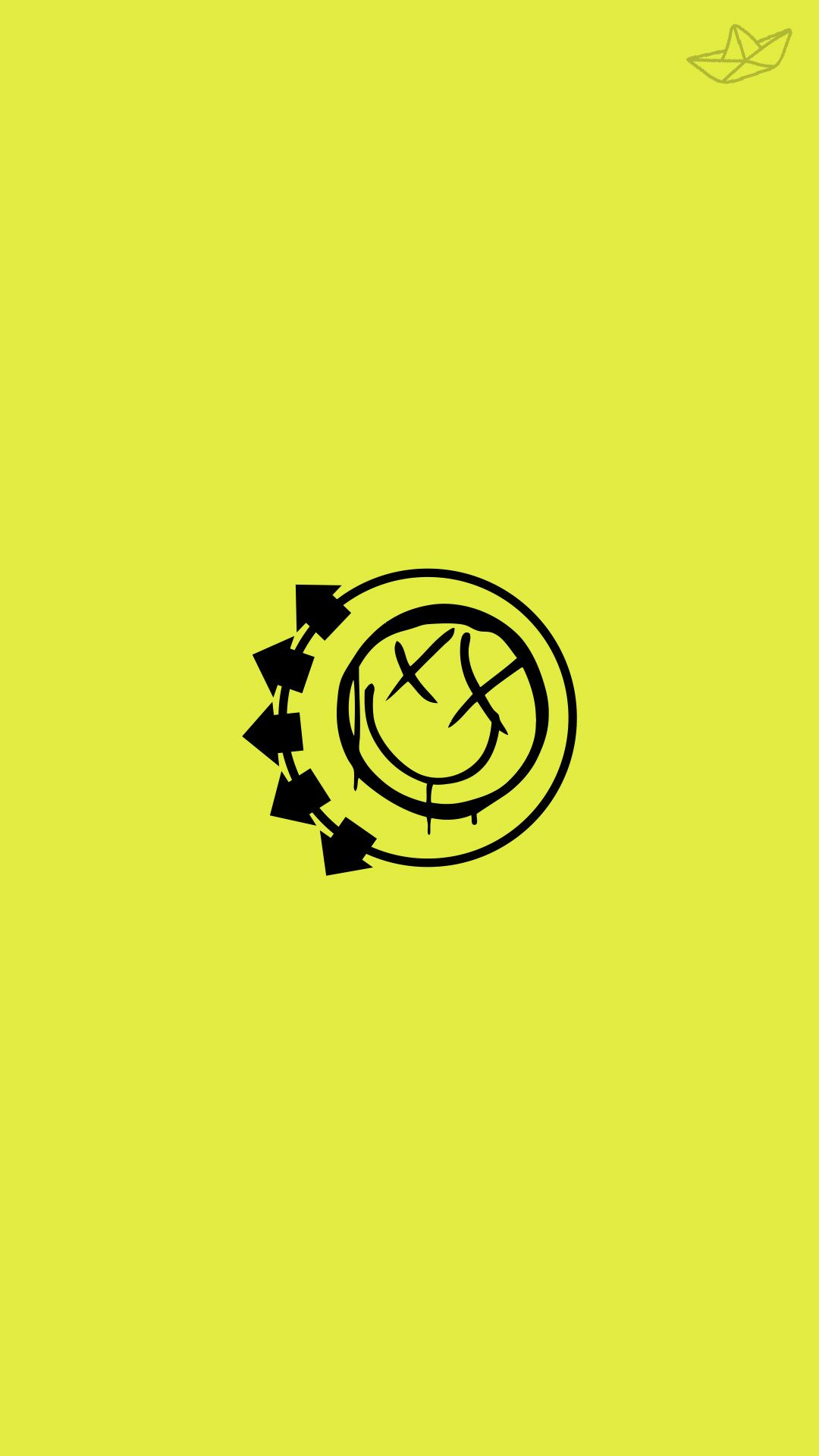 Yellowbackground Blink182 Fpndos De Pantalla Fondos De Pantalla Del Telefono Fondos De Pantalla De Iphone