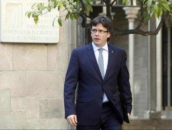Puigdemont replica Montoro que ell és el responsable dun forat el doble de gran que el de les autonomies