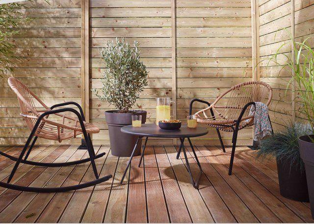 15 salons de jardin quali prix mini garden build. Black Bedroom Furniture Sets. Home Design Ideas