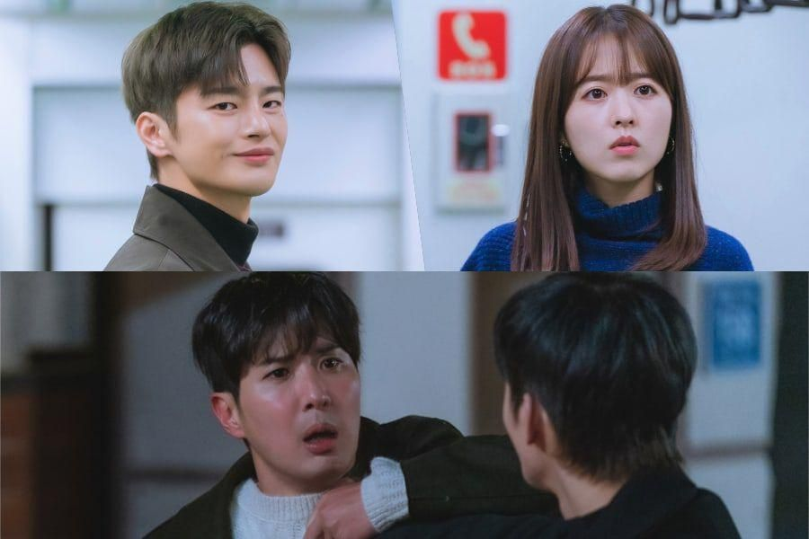 """Seo In Guk Surprises Park Bo Young With His Constant Presence In """"Doom At Your Service"""" + Kim Ji Suk Making Special Appearance"""