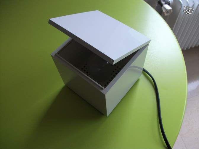 Nils Par Ciniamp; Décoration Design Chevet Rhône Cuboluce De Lampe PkOTlwZuiX