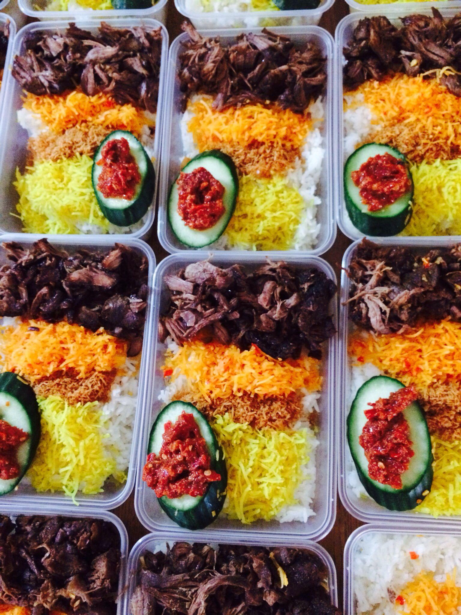 Nasi Krawu Gresik Indonesia Makanan Dan Minuman Makanan Resep Masakan