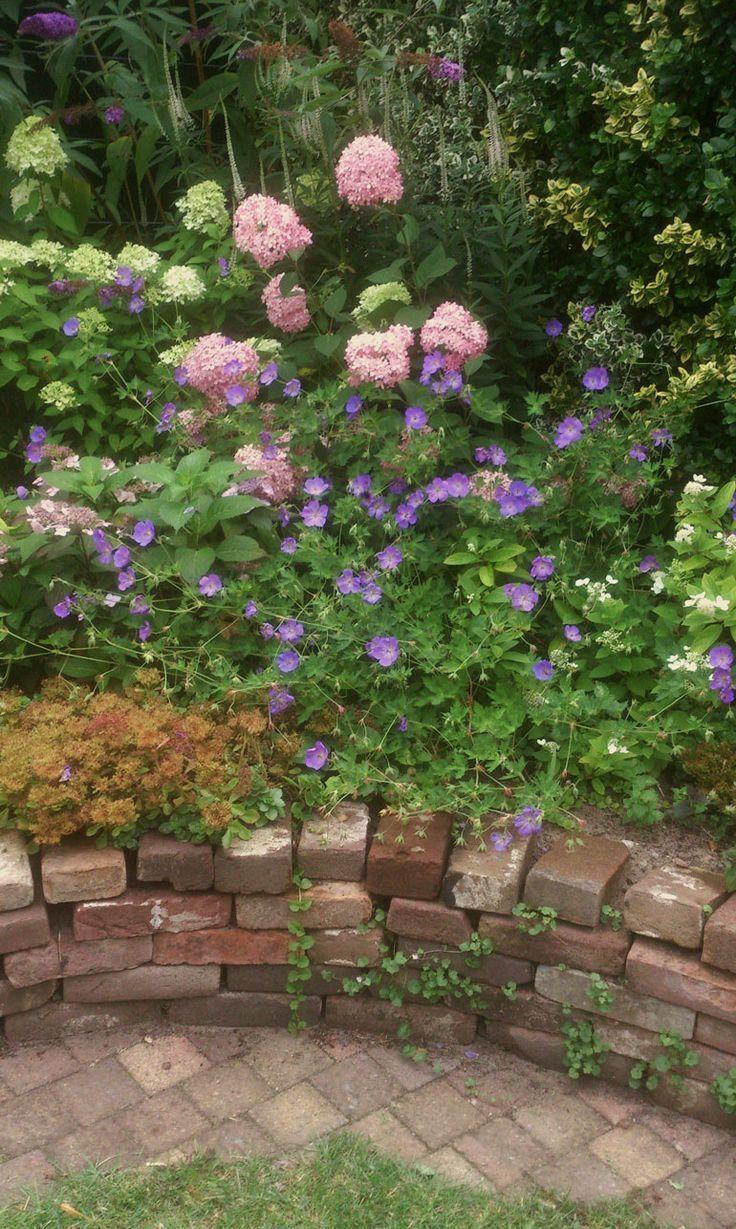 Photo of Metamorphose eines Vorder- og Hintergartens i einem Reihenhaus i Berkum – #H …