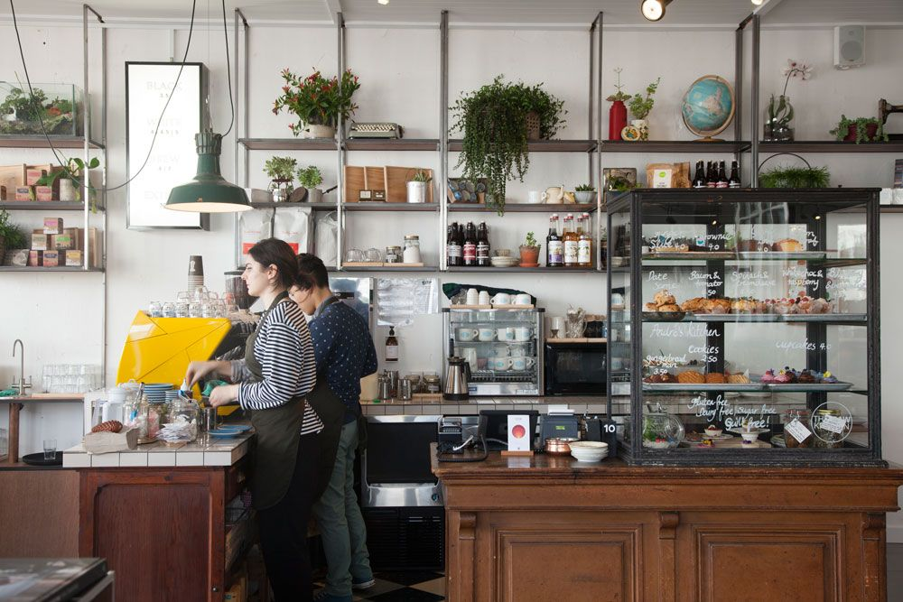 The Best Cafes In Auckland 2014 Metro Magazine Vintage Coffee Shops Cool Cafe Cafe Style