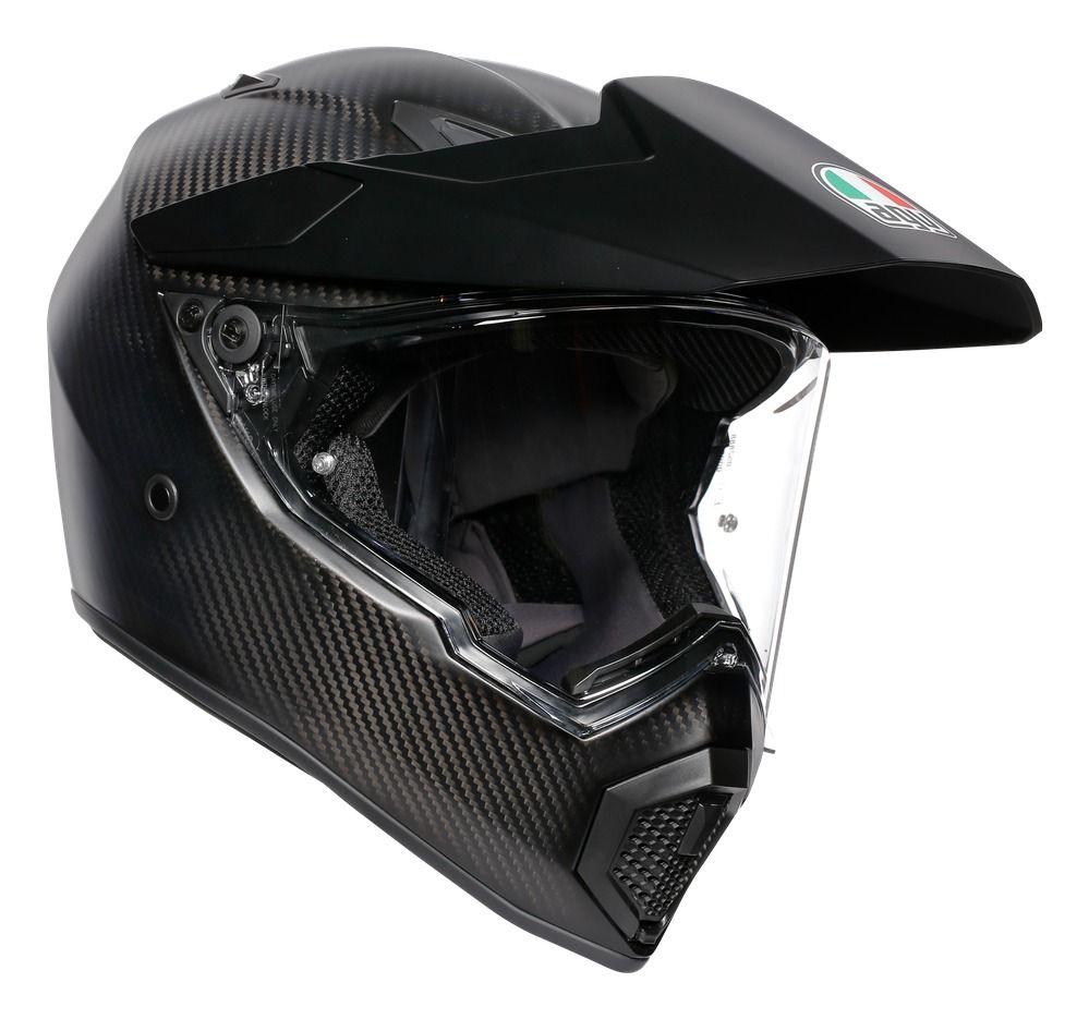 AGV AX9 Carbon Helmet Helmet, Motocross helmets, Cool