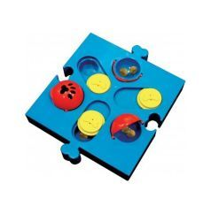 Interactive Dog Toys Seek-A-Treat Flip N Slide Connector Puzzle Toy     - Dog.com