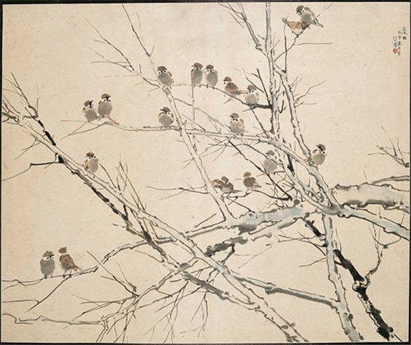Dawn by Xu Beihong  http://www.chinatraveltourismnews.com/2015/07/ten-paintings-to-remember-xu-beihong.html