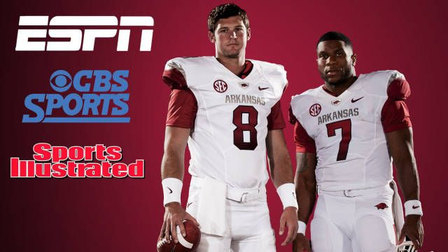 SEC Network | Arkansas Razorbacks