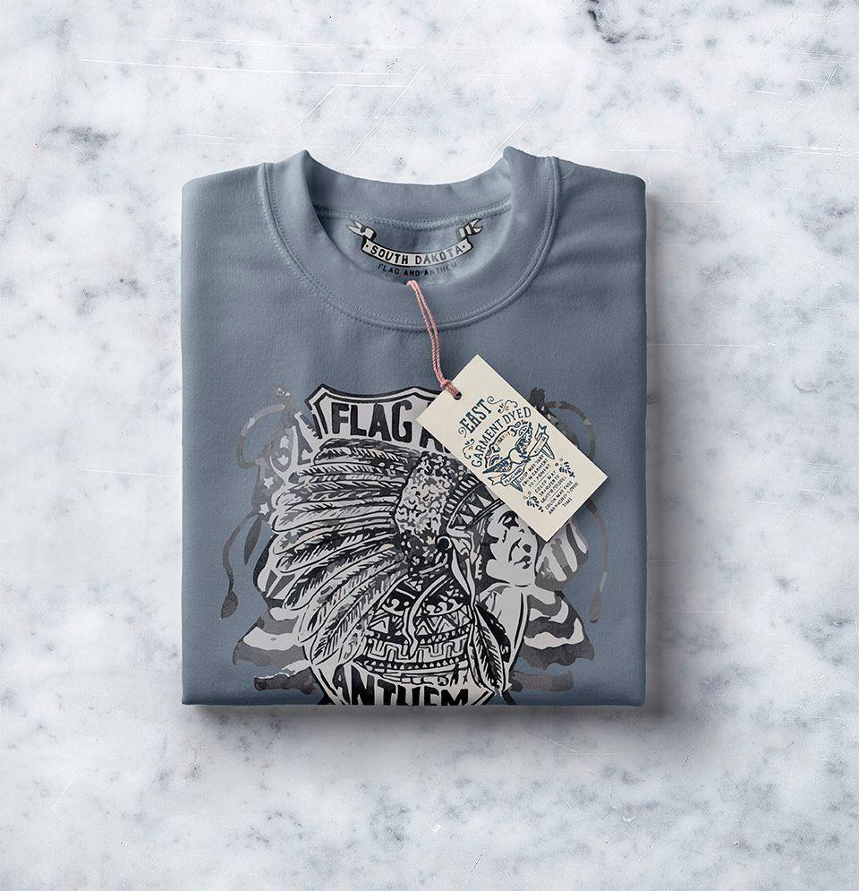 Download Nice Flag Land T Shirt For Men And Women Desain