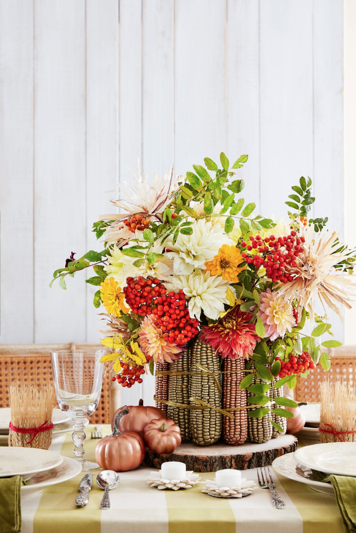 You'll Be Thankful for These Easy DIY Thanksgiving Crafts