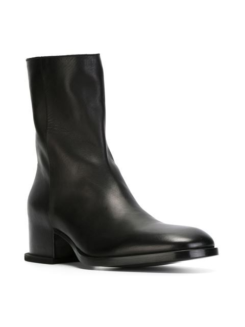 Boots, Boots men, Chunky heel ankle boots