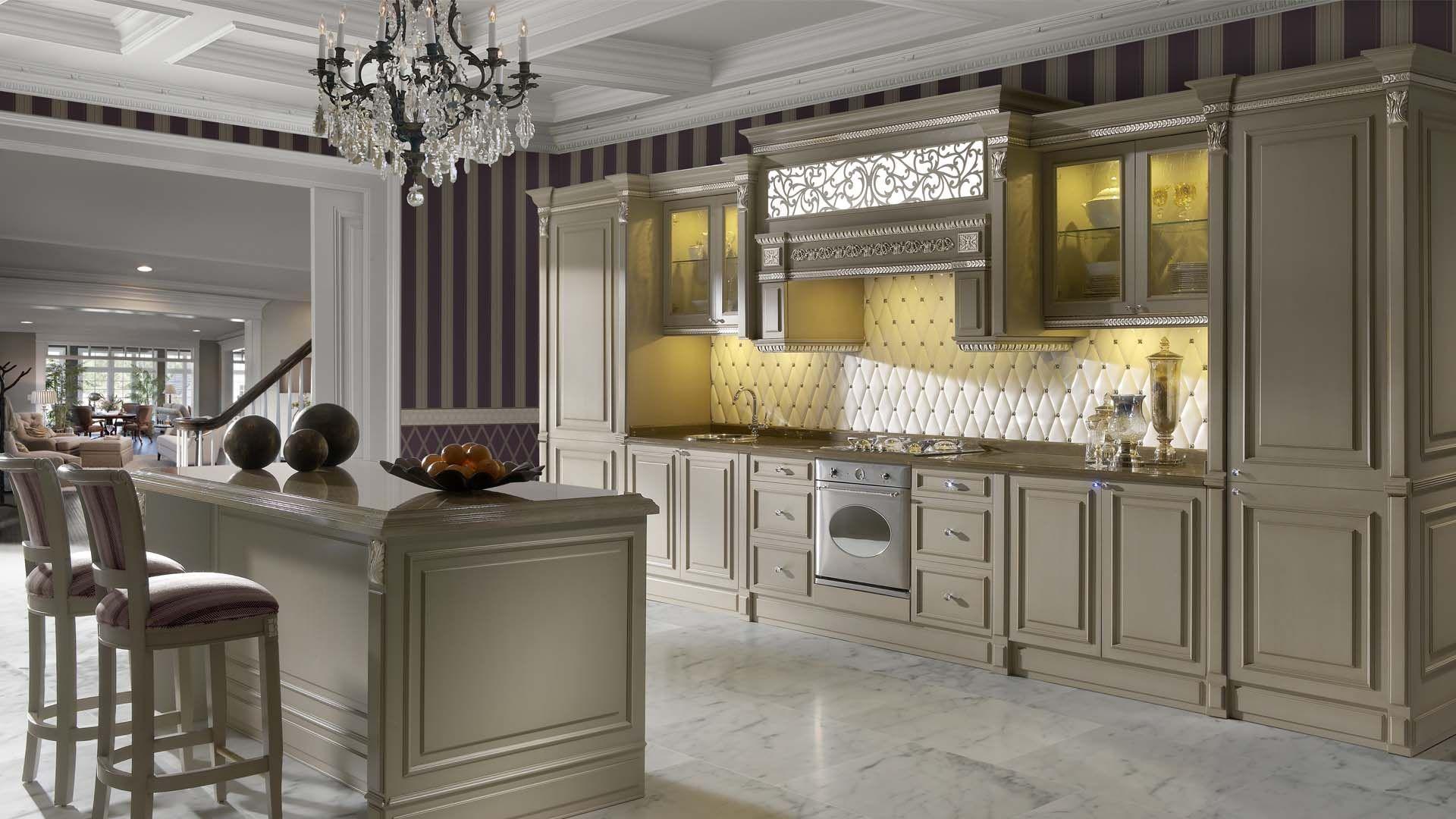 Cocina de Lujo Lys - Muebles de Lujo Picó | Kitchens | Pinterest ...